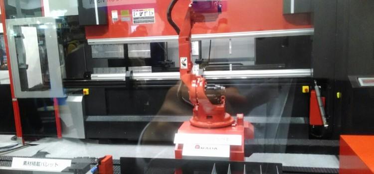 ビッグサイトに最先端ロボットが集結!ロボット展2015へ行って来ました