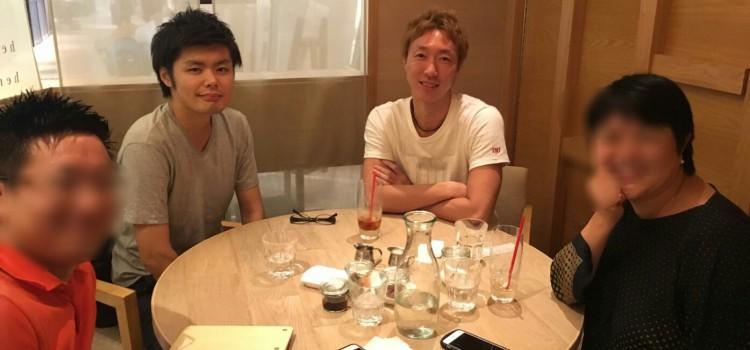 起業家が集まる!渋谷ヒカリエで不動産×仮想通貨オフ会を開催しました